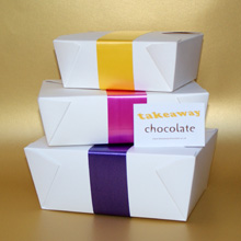 Small chocolate gifts online with UK delivery, Secret Santa gift ideas