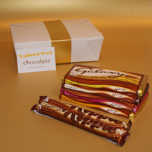 Galaxy chocolate gift ideas for her, milk chocolate hampers for girls