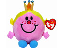 Little Miss Princess Beanie get well toy