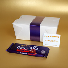 Cadbury Fruit and Nut novelty chocolate presents UK delivery