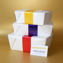 Small chocolate gifts for Christmas, secret Santa gift ideas UK, small chocolate presents